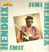 LP - Jimi Hendrix - Jimi Hendrix - gatefold