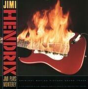 LP - Jimi Hendrix - Jimi Plays Monterey