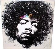 LP - Jimi Hendrix - Kiss The Sky - US Reprise
