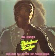 LP - Jimi Hendrix - Rainbow Bridge - Original Motion Picture Sound Track