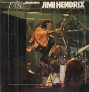 LP - Jimi Hendrix - Rock Sensation