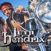 Double LP - Jimi Hendrix - South Saturn Delta - + Booklet