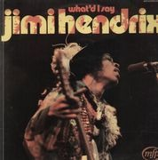 LP - Jimi Hendrix - What'd I Say