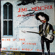 LP - Jimi Hendrix - Woke Up This Morning And Found Myself Dead