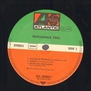 Double LP - Jimi Hendrix, Jefferson Airplane, Joan Baez - Woodstock Two - Gatefold