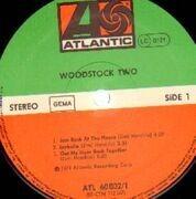 Double LP - Jimi Hendrix, Jefferson Airplane, Melanie... - Woodstock Two