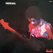 LP - Jimi Hendrix - Band Of Gypsys - France