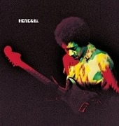LP - Jimi Hendrix - Band Of Gypsys - booklet