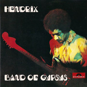 CD - Jimi Hendrix - Band Of Gypsys