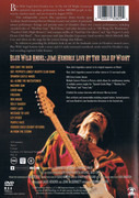 DVD - Jimi Hendrix - Blue Wild Angel: Jimi Hendrix Live At The Isle Of Wight