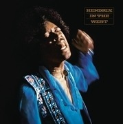 Double LP - Jimi Hendrix - Hendrix In The West - 2 LP's - 180 Gram Audiophile Pressing
