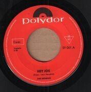 7inch Vinyl Single - Jimi Hendrix - Hey Joe / Stone Free