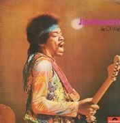 LP - Jimi Hendrix - Isle Of Wight - japanese issue