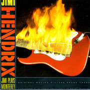CD - Jimi Hendrix - Jimi Plays Monterey