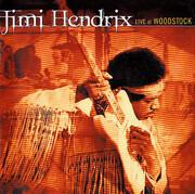 Double CD - Jimi Hendrix - Live At Woodstock