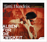 Double CD - Jimi Hendrix - Live At Woodstock - Digipak