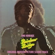 LP - Jimi Hendrix - Rainbow Bridge - Original Motion Picture Sound Track - Gatefold