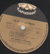 LP - Jimi Hendrix - The Best Of Jimi Hendrix