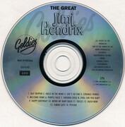 CD - Jimi Hendrix - The Great Jimi Hendrix