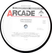LP - Jimi Hendrix - The Legend