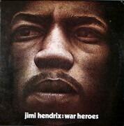 LP - Jimi Hendrix - War Heroes - US REPRISE