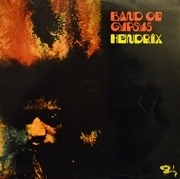 LP - Jimi Hendrix - Band Of Gypsys - Barclay France