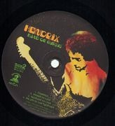 LP - Jimi Hendrix - Band Of Gypsys - WITH BOOKLET