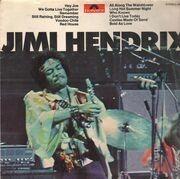LP - Jimi Hendrix - Jimi Hendrix