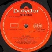 LP - Jimi Hendrix - Jimi Hendrix - UK POLYDOR