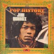 Double LP - Jimi Hendrix - Pop History Vol. 2