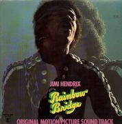 LP - Jimi Hendrix - Rainbow Bridge - Original Motion Picture Sound Track - NO LABEL CODE