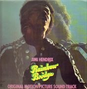 LP - Jimi Hendrix - Rainbow Bridge - Original Motion Picture Sound Track