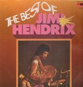 LP - Jimi Hendrix - The Best Of Jimi Hendrix - Club Edition