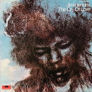 LP - Jimi Hendrix - The Cry Of Love