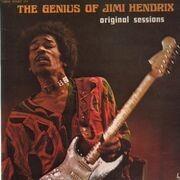 LP - Jimi Hendrix - The Genius Of Jimi Hendrix