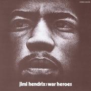 LP - Jimi Hendrix - War Heroes