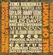 LP-Box - Jimi Hendrix, Procol Harum, Jefferson Airplane - The First Great Rock Festivals Of The Seventies - Isle Of Wight / Atlanta Pop Festival