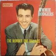 LP - Jimmie Rodgers - The Number One Ballads