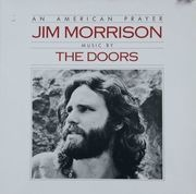 LP - Jim Morrison Music By The Doors - An American Prayer - RED LABELS