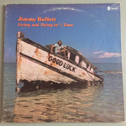 LP - Jimmy Buffett - Living and Dying in 3/4 Time