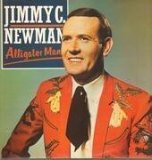LP - Jimmy C. Newman - Alligator Man