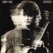 CD - Jimmy Page - Outrider
