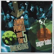 CD - Jimmy Powell And The 5 Dimensions - Sugar Babe