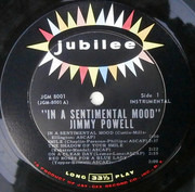 LP - Jimmy Powell - In A Sentimental Mood