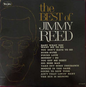 LP - Jimmy Reed - The Best Of Jimmy Reed