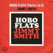 7inch Vinyl Single - Jimmy Smith - Hobo Flats