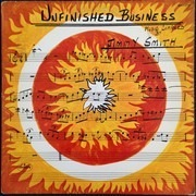 LP - Jimmy Smith - Unfinished Business