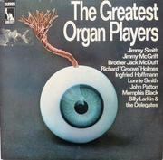 Double LP - Jimmy Smith, Jimmy McGriff... - The Greatest Organ Players