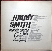 LP - Jimmy Smith - Hoochie Cooche Man