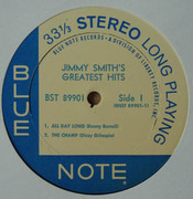 Double LP - Jimmy Smith - Jimmy Smith's Greatest Hits!